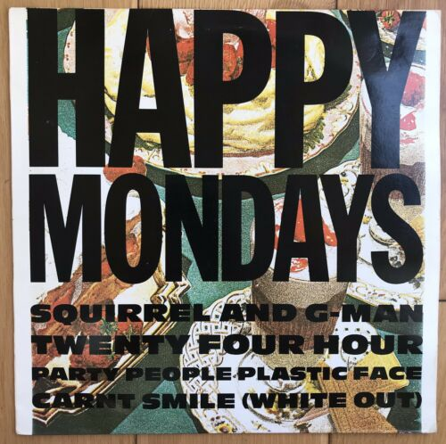 popsike.com - Happy Mondays ?- Squirrel And G-Man 12