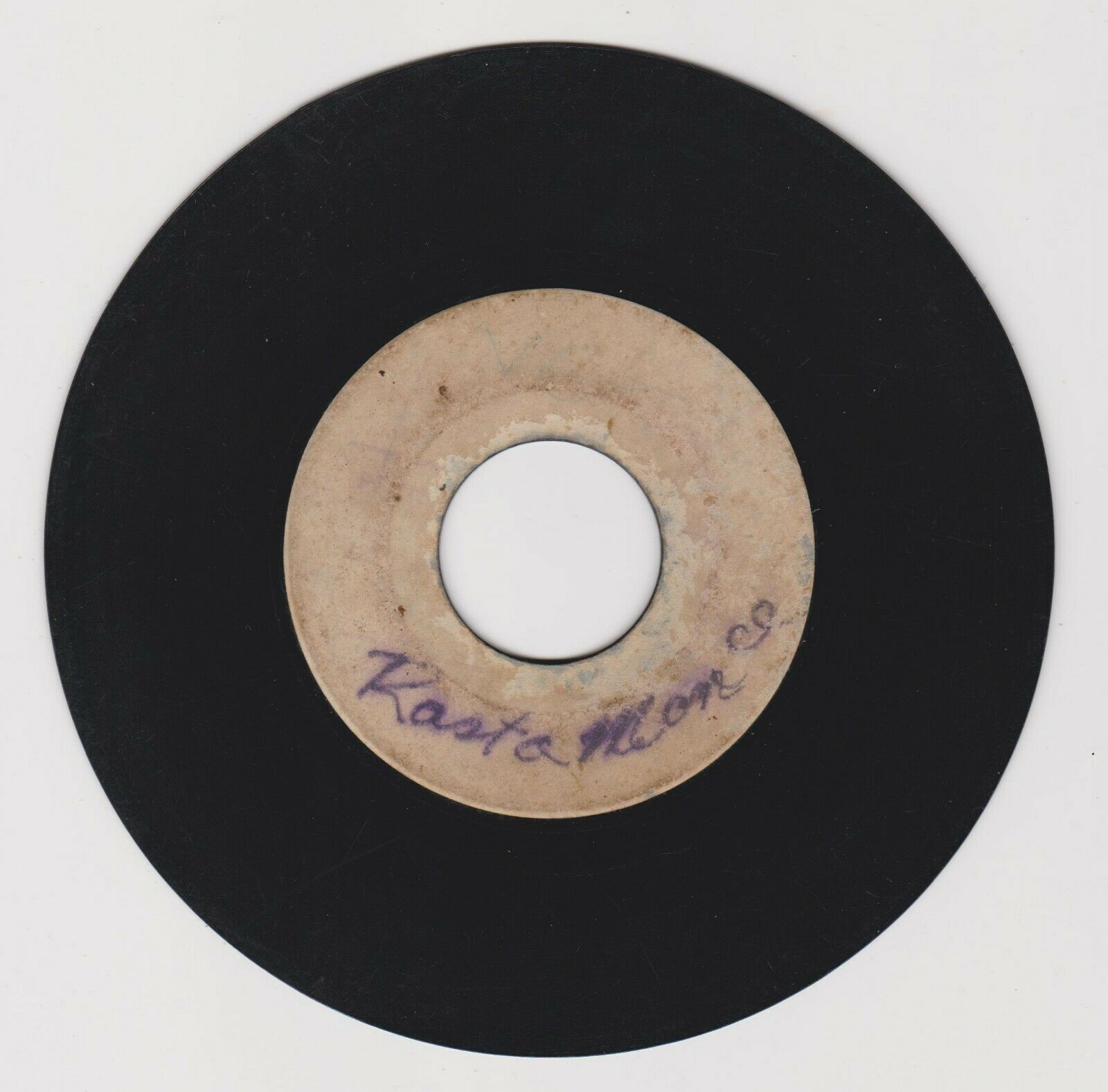 """ORANGE BLOSSOM/MESSAGE TO A BLACKMAN CHAPTER 2 - PRINCE BUSTER(68 ROCKSTEADY 7"""")"""