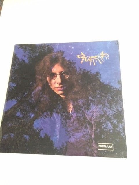 ZAKARRIAS - SAME LP original UK DERAM  from 1971 a Progressiv/Psych LP