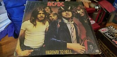 popsike.com - ACDC HIGHWAY TO HELL RARE VINYL LP ...