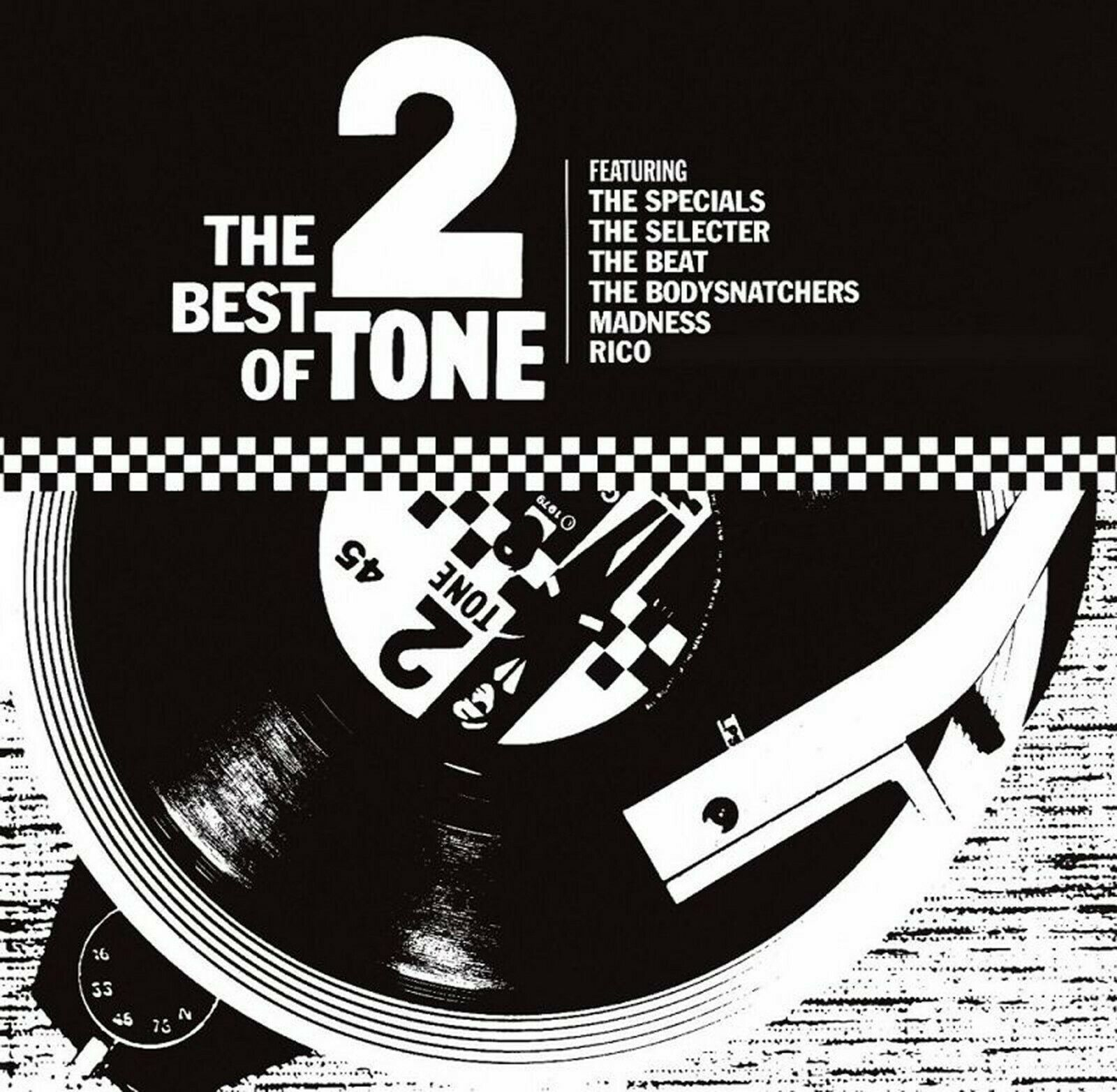 2-TONE The Best Of 2 Tone - Various Artists LP x 2 NEW Double Vinyl SEALED New