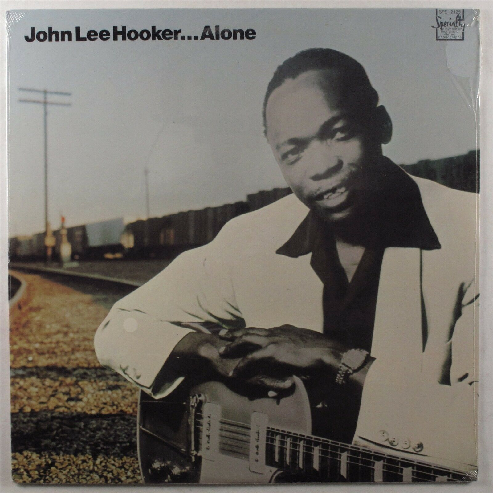 JOHN LEE HOOKER Alone SPECIALTY SPS2125 LP SEALED