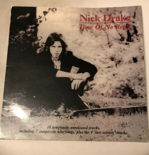 Time of No Reply by Nick Drake Vinyl-1986 Hannibal Records