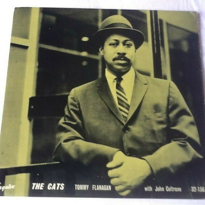 THE CATS TOMMY FLANAGAN JOHN COLTRANE ESQUIRE PRESTIGE RVG NM/E1959 U.K. Orig.
