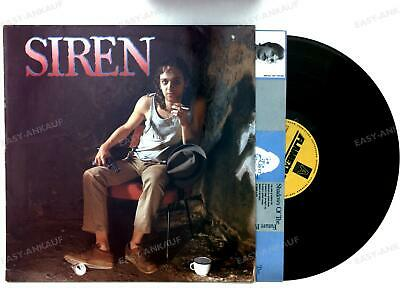 Siren - No Place Like Home GER LP 1986 + Innerbag '