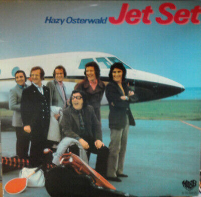 2xLP Hazy Osterwald Jetset Hazy Osterwald Jet Set NEAR MINT Mabel Records
