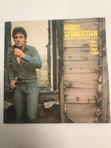 Bruce Springsteen The River That Talks 2 45 record set Roulette Restless Nights