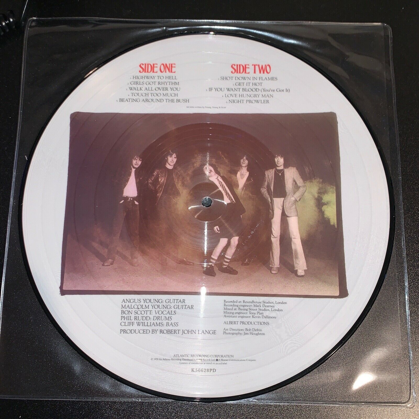 popsike.com - AC/DC, HIGHWAY TO HELL, PICTURE DISC VINYL ...