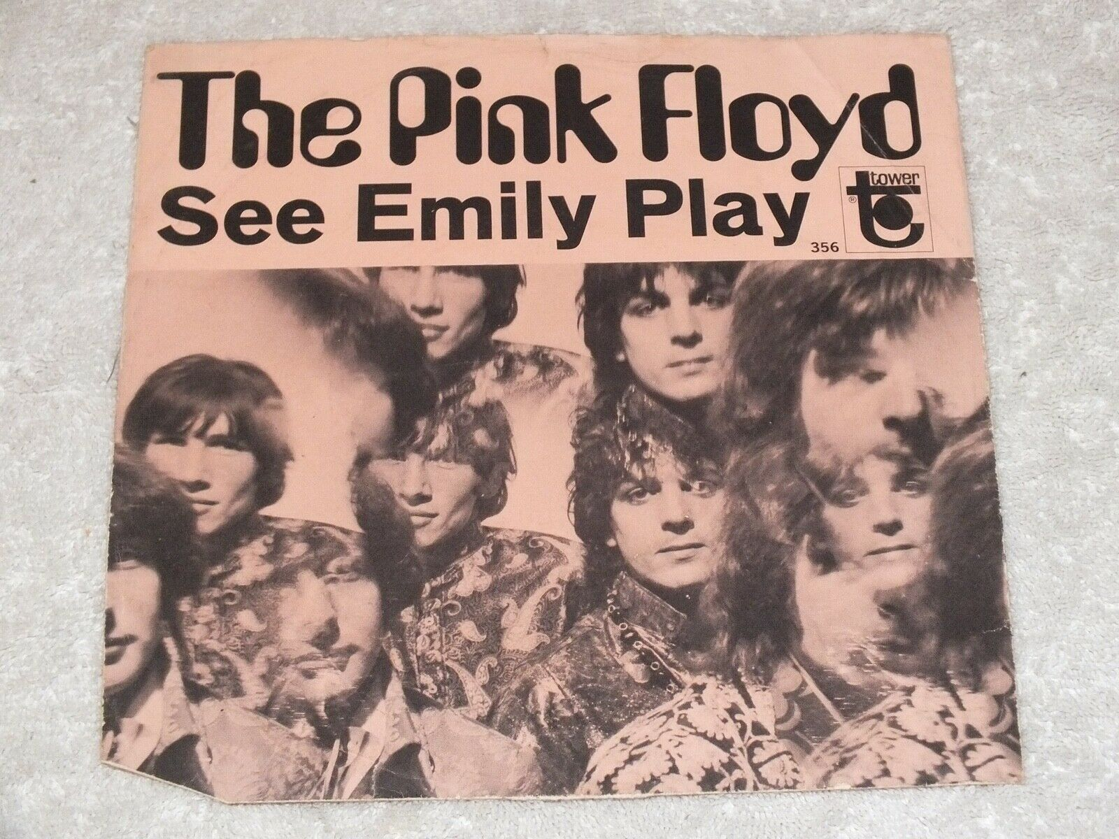 Pink Floyd - See Emily Play - U.S. First issue Promo - Excellent - Listen
