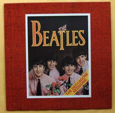 THE BEATLES THE DECCAGONE SESSIONS Smilin' Ears 7701 LP
