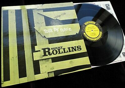 Sonny Rollins / Kenny Drew - Tour De Force **Original US Prestige PRLP 7126**