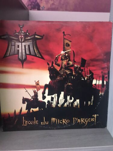 I'AM L'ÉCOLE DU MICRO D'ARGENT X 3 VINYLS 1997 ORIGINAL US FRENCH HIP HOP