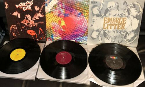 HOLY GRAIL X2.5  OG Distortions, $100 Fine, And Emerge By Legendary Psych Band