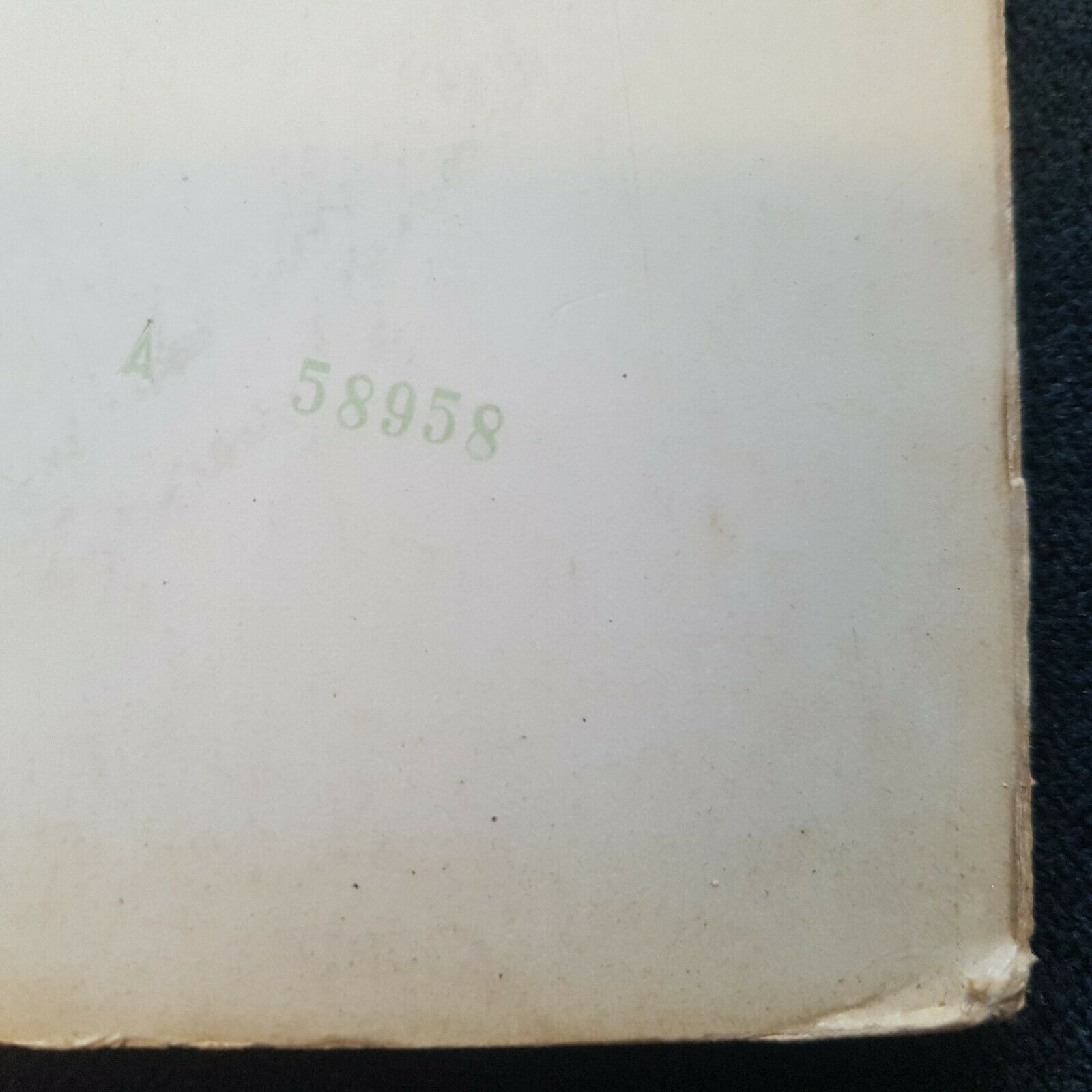 """THE BEATLES – White Album – OZ Ist Press 1968 """"A"""" Unique Numbered Play Tested EX"""