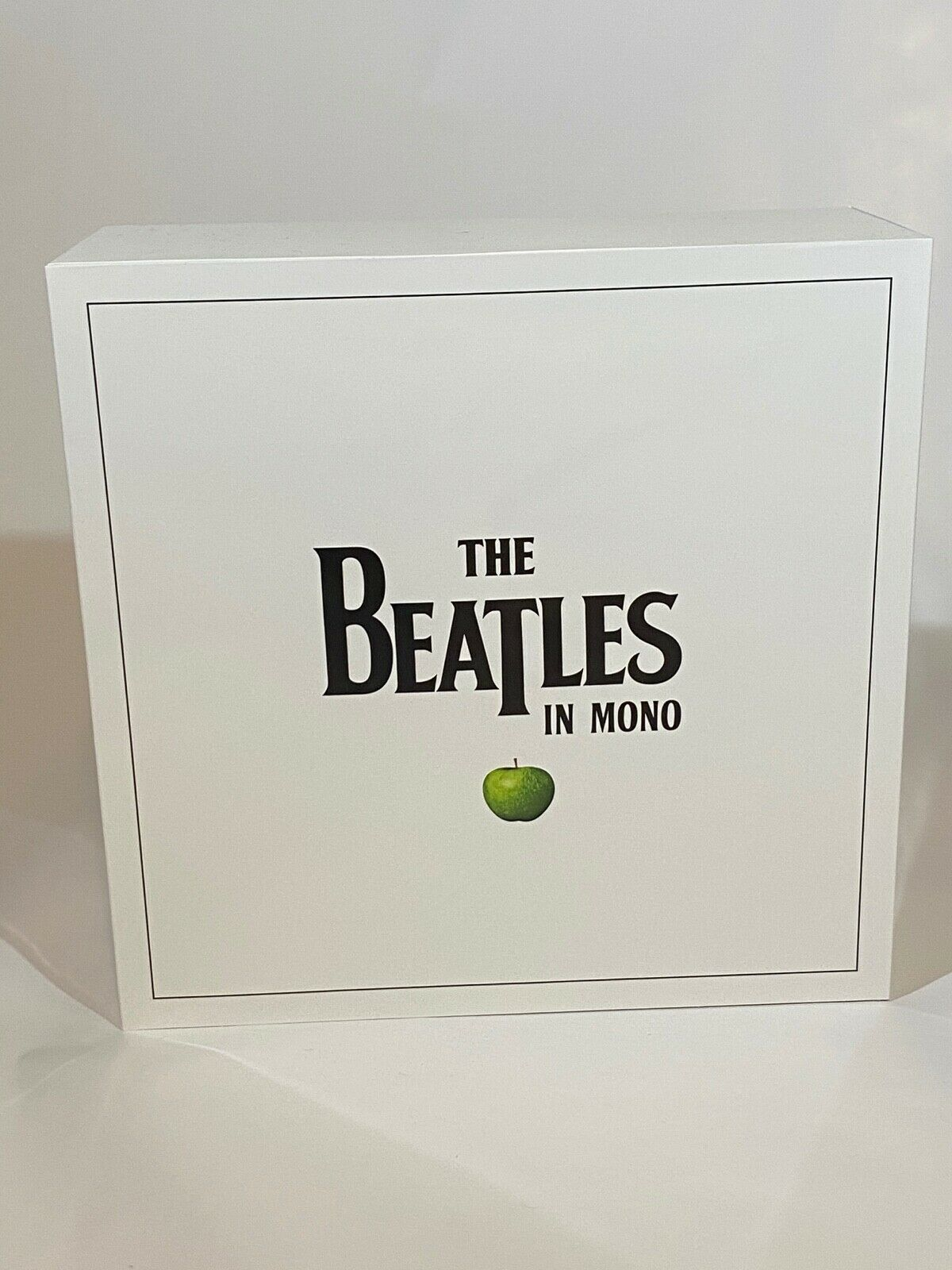 The BEATLES in MONO VINYL BOX SET (14 LP's, 2014) BRAND NEW, PERFECT