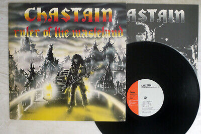 CHASTAIN RULER OF THE WASTELAND FAR EAST METAL SYNDICATE SP25 5299 Japan LP