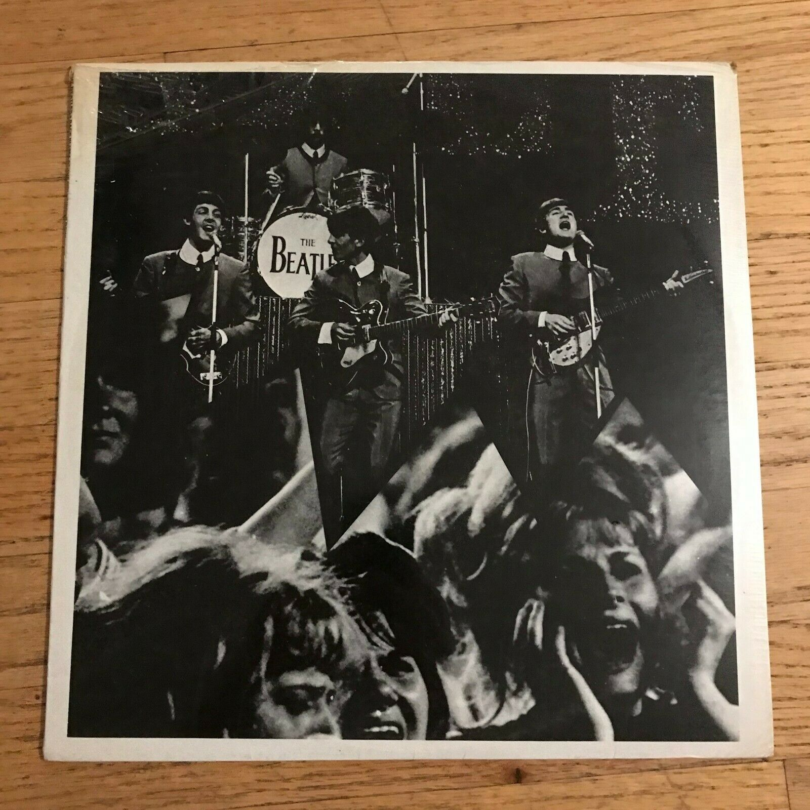 BEATLES - Back In 1964 At Hollywood Bowl LP  - FACTORY SEALED - rare fanclub