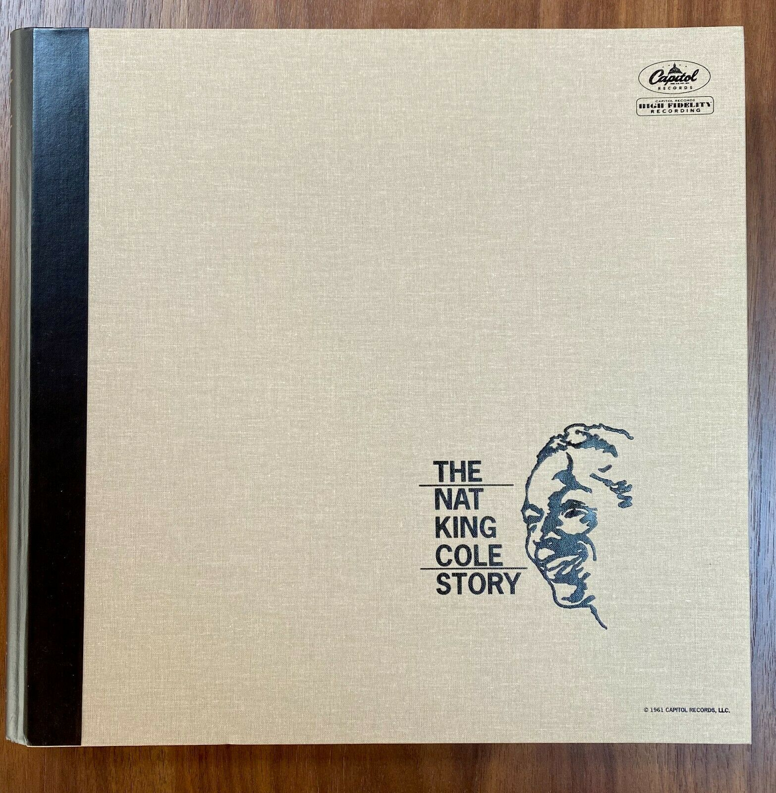 The Nat King Cole Story 5 LP 45rpm SWCL1613 AAPP 1613-45 Analogue Productions