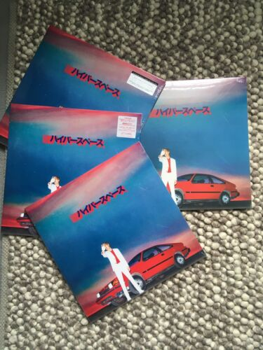 Beck hyperspace Colour vinyl Lp 12' Limited Edition Red Silver Blue Clear Hold