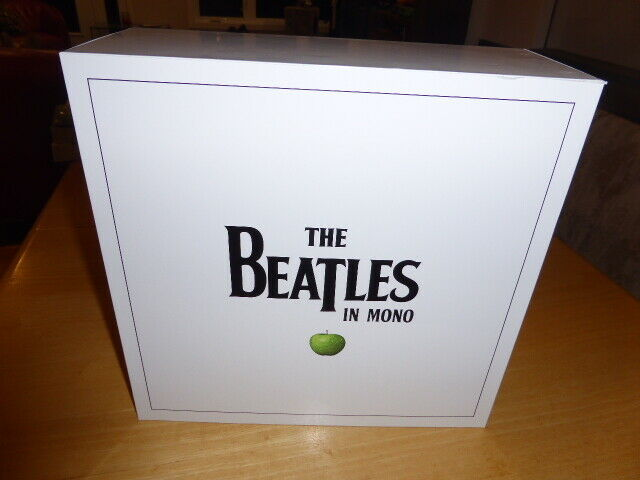 The Beatles in Mono Vinyl Box Set (14 Discs, Sep -2014) LP STILL SEALED UNOPENED