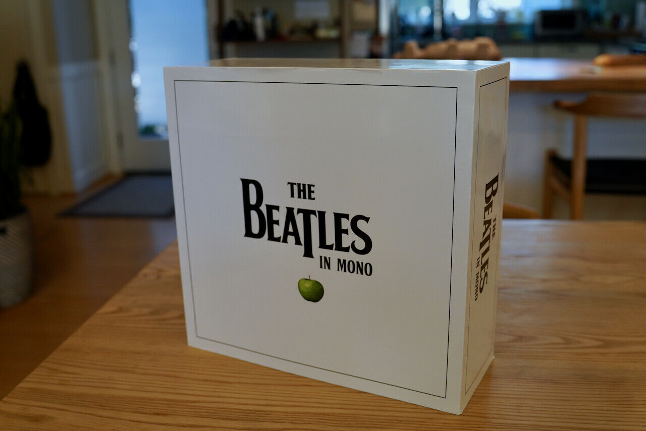 The Beatles in Mono 14 LP Box Set, New and SEALED