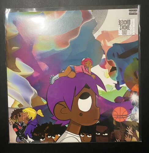 LIL UZI VERT VS THE WORLD VINYL RECORD STORE DAY #1391/2700 **SEE PICS & NOTES**