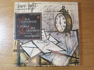 """ELLA FITZGERALD """"Sings The George And Ira Gershwin Song Book"""" - SEALED box"""