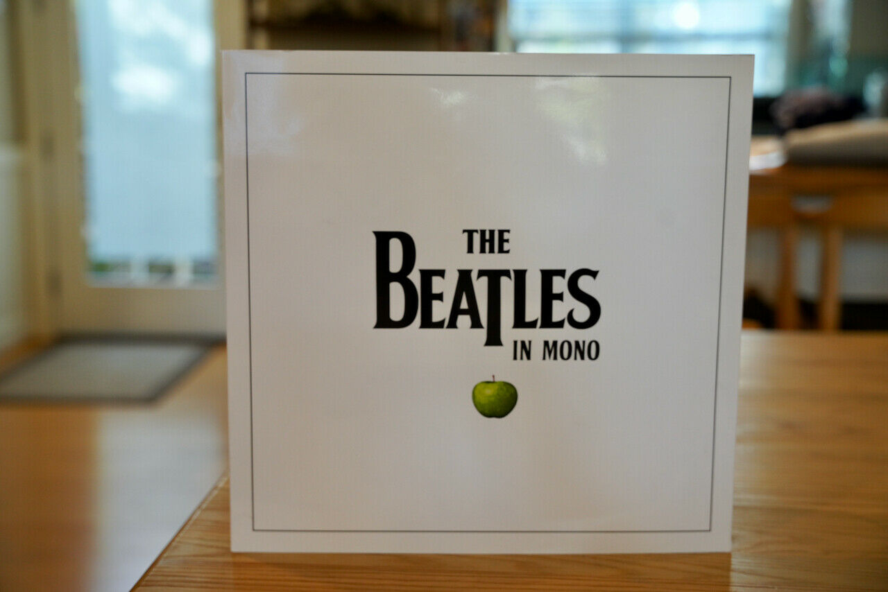 The Beatles in Mono 14 LP UK Box Set, Unplayed New and Sealed Mint