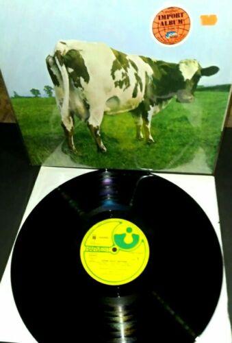 PINK FLOYD Atom Heart Mother 1974 LP Quadraphonic Quad SQ?Harvest Import? SHRINK
