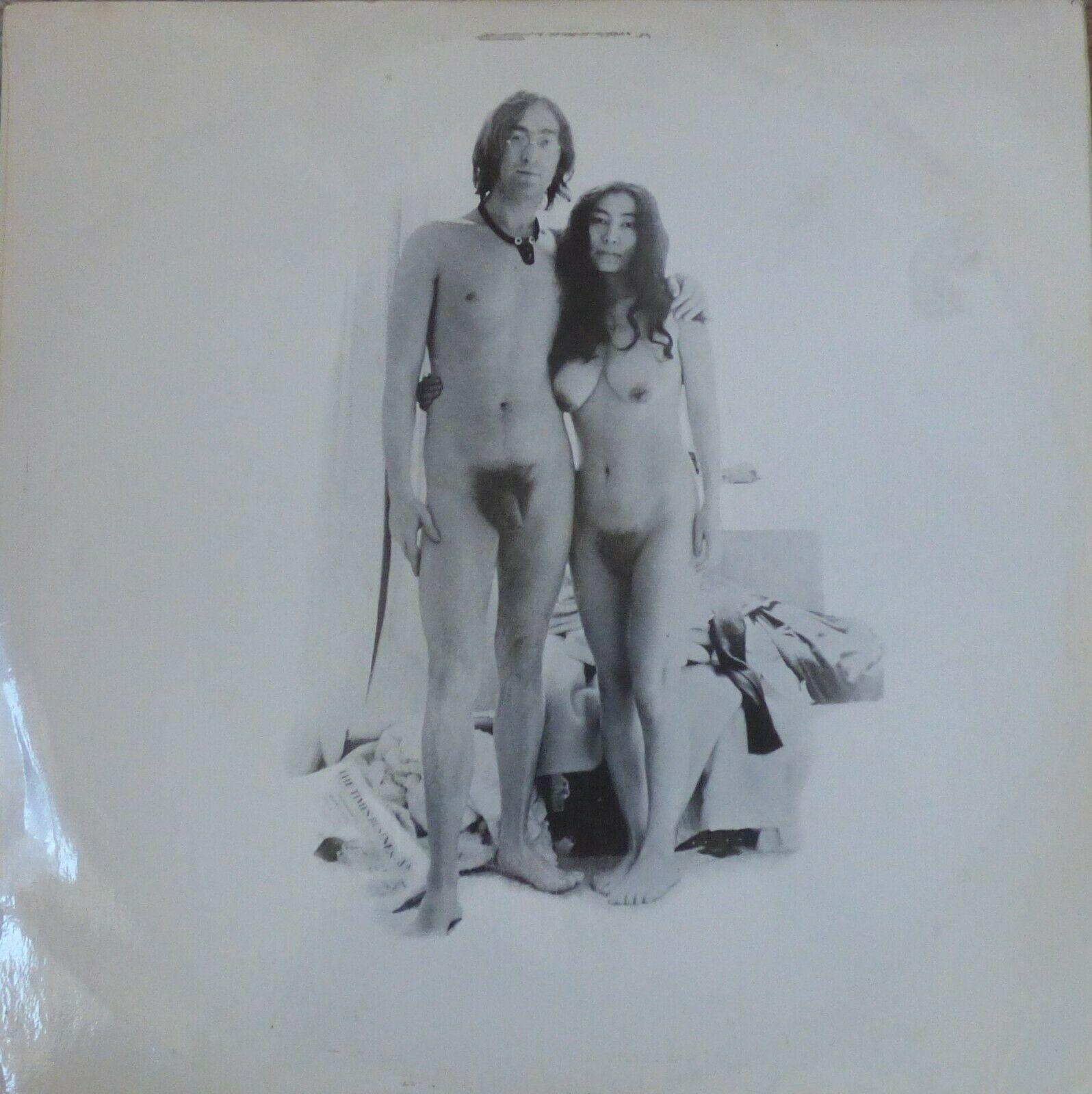 John Lennon & Yoko Ono - Two Virgins 1968 1st Issue Stereo Track/Apple SAPCOR 2