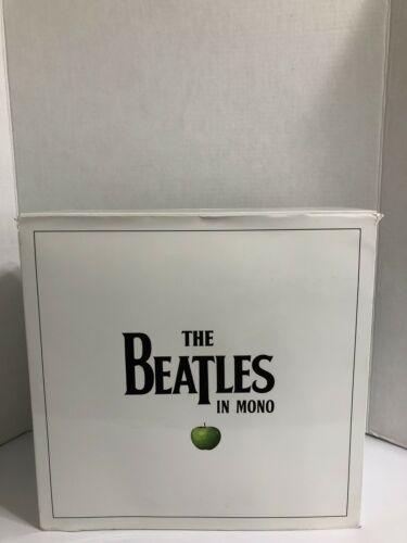 The Beatles in Mono Vinyl Box Set No 9022679 (14 Discs, Sep - 2014)