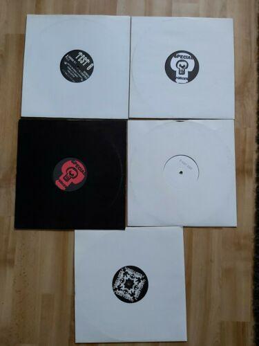 "Hardcore Vinyl 5×12""...Gabba Front Berlin,Special Forces..."