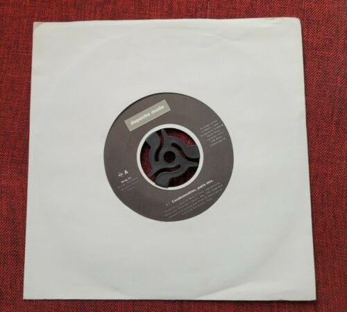 """Depeche Mode - Condemnation Death's Door Very Rare  7"""" Vinyl Single. Bong 23"""