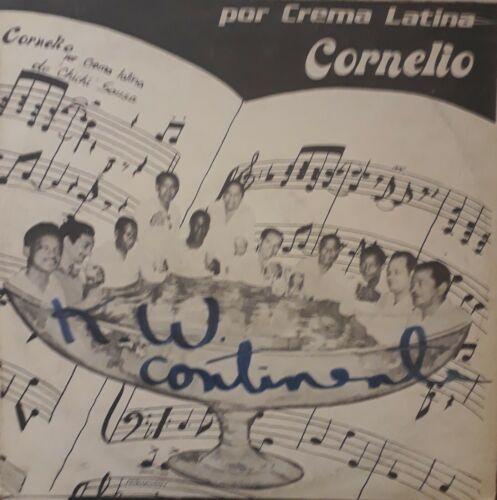 Panama Salsa LP Crema Latina - Cornelio on Xioyapa private HEAR