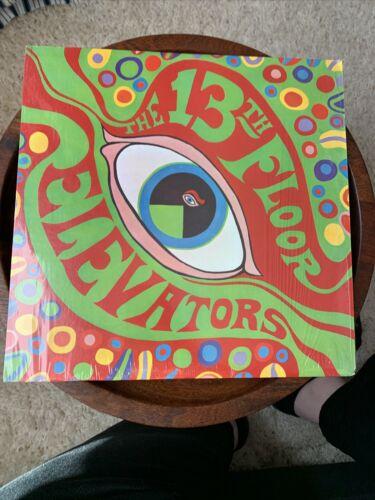13th Floor Elevators The Psychedelic Sounds L.P. 1 A - No.1 Vinyl Record
