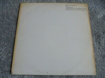 Throbbing Gristle - Second Annual Report 1977 UK LP INDUSTRIAL 1st w/STICKERED