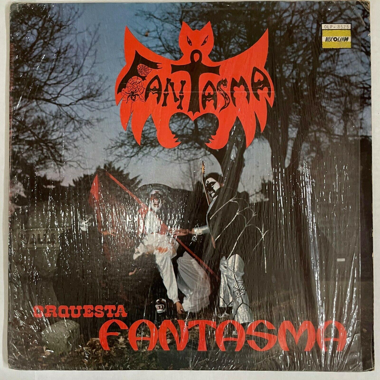 ORQUESTA FANTASMA - Fantasma - MONSTER GUAGUANCO SALSA VENEZUELA LP original