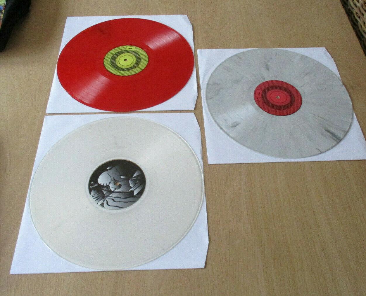 METALLICA - VENOM ?– Venom Meets Metallica / Live in Nürnberg 1984(3LP vinyl)