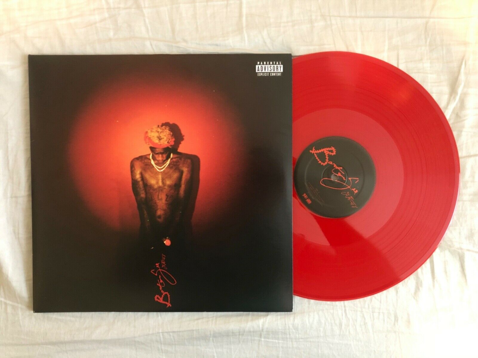 Young Thug Barter 6 Vinyl Me Please Exclusive Numbered Red Vinyl - RARE