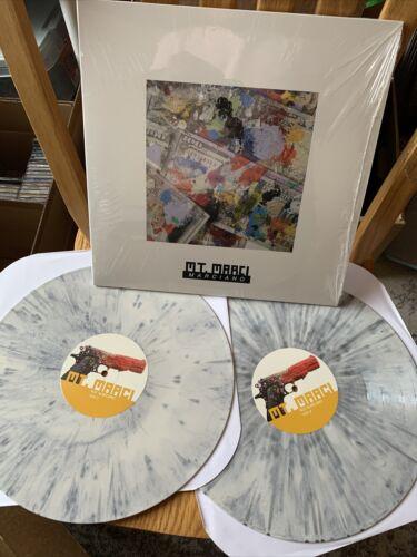 Roc Marciano - Mt Marci ( Splatter Color ) Deluxe Collectors Edition Vinyl Lp
