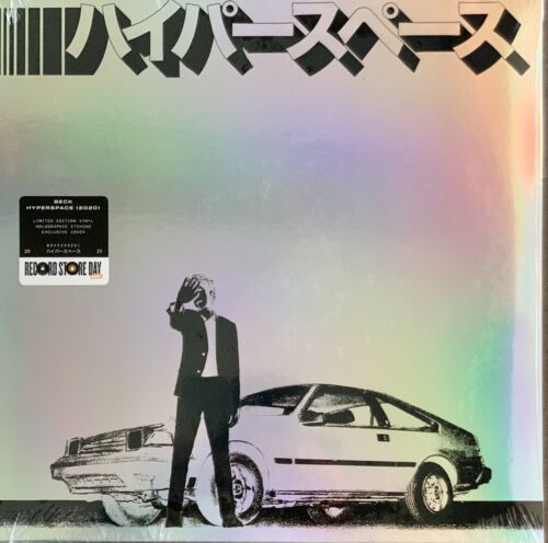 BECK Hyperspace 2020 LP RSD Record Store Day 2021
