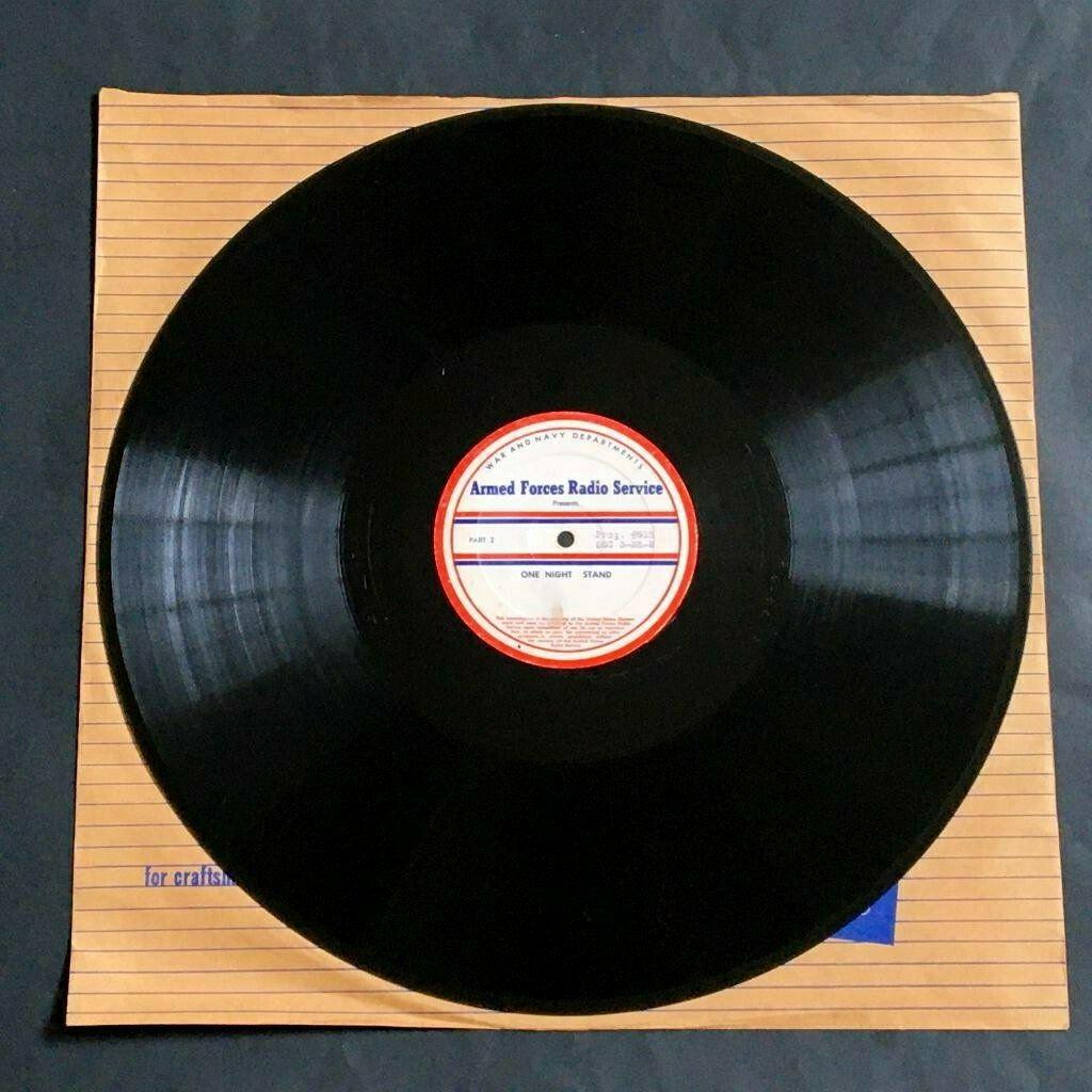 popsike.com - GENE KRUPA ONE NIGHT STAND 16 RADIO SHOW