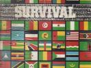 Bob Marley & The Wailers Survival STILL SEALED NEW OVP Tuff Gong Vinyl LP