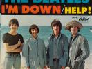 The Beatles ?– Help / I'm Down  - Capitol 5476 - 45 - West Coast Picture Sleeve