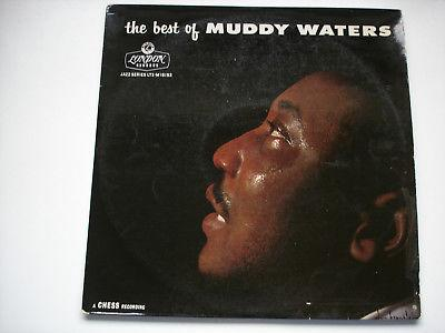 MUDDY WATERS - The Best Of - London LP 1958 EX+