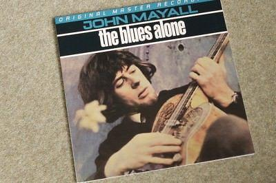 Mobile Fidelity Original Master LP John Mayall Blues Alone MFSL 1-246 Mint MOFI