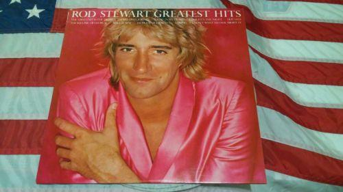 3 ALBUMS ROD STEWERT - GREATEST HITS -KC & the SUNSHINE BAND-BEACH BOYS