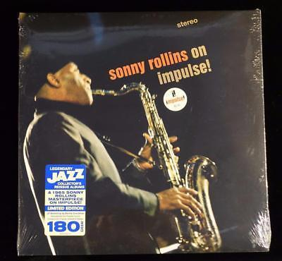** Sonny Rollins - On Impulse  - RSD BLACK FRIDAY 2017 - NEW & SEALED LP **