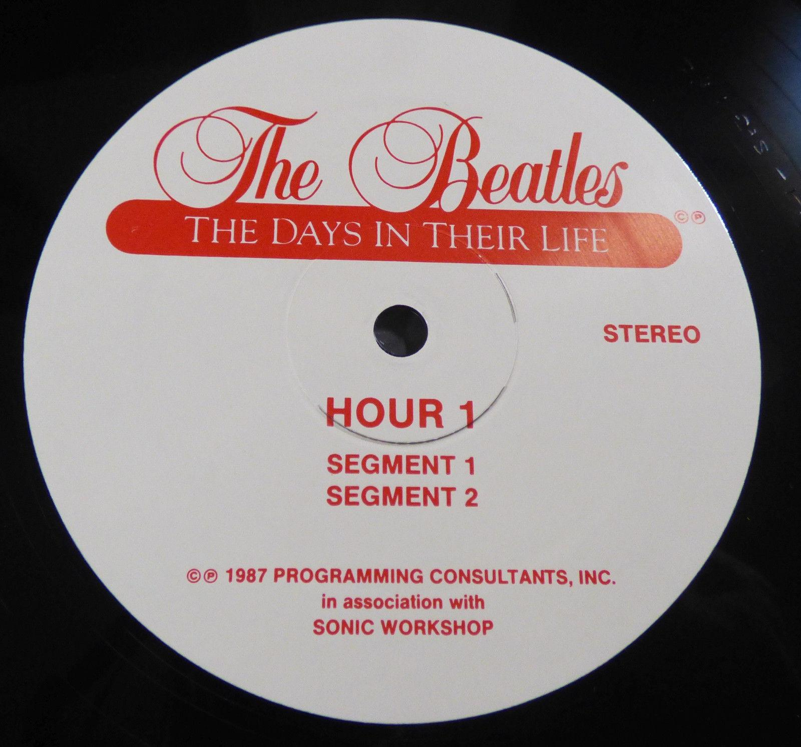 THE BEATLES The Days Day In Their Life Lives 30 LP 1987 COMPLETE Radio Show