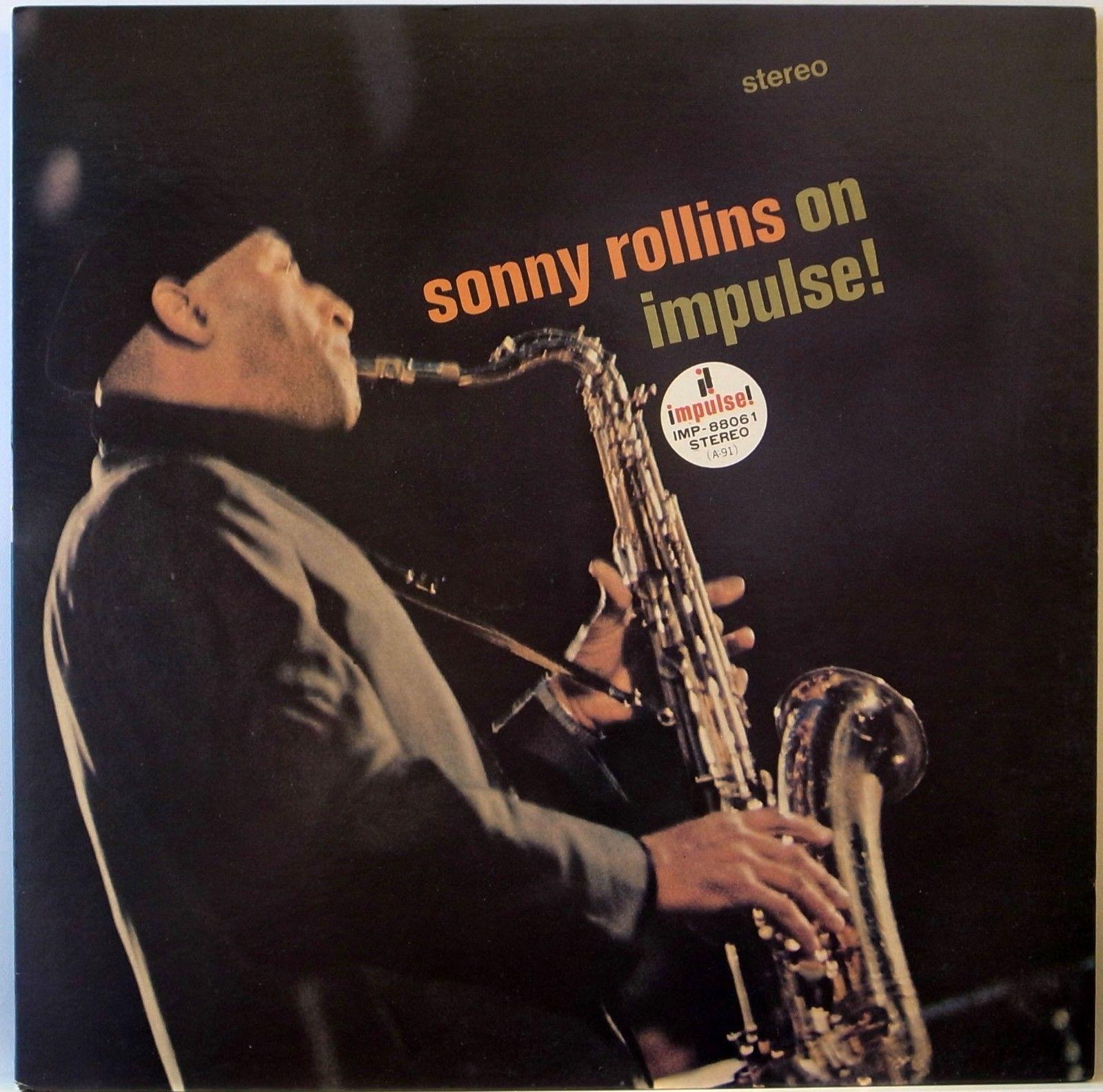 SONNY ROLLINS / ON IMPULSE / JAZZ / TOSHIBA EMI JAPAN IMP-88061